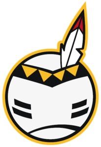 Logo Indios Guerreros del Guaso