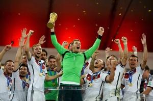 Alemania se llevó el trofeo de campeón.