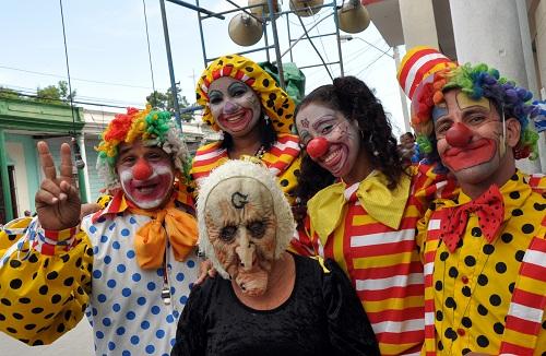 carnavales guantanameros