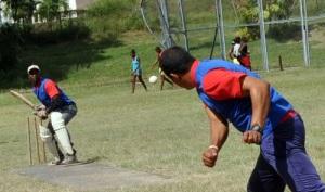 cricket en Guantánamo