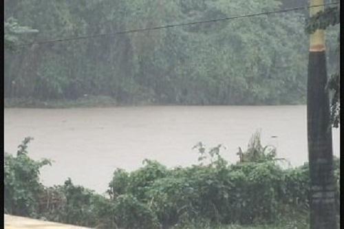lluvias intensas en Baracoa