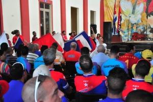 Clasico ciclístico Guantánamo-Pinar del Río-La Habana